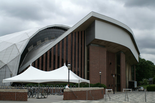 Jadwin Gym, Princeton University, Princeton, New Jersey