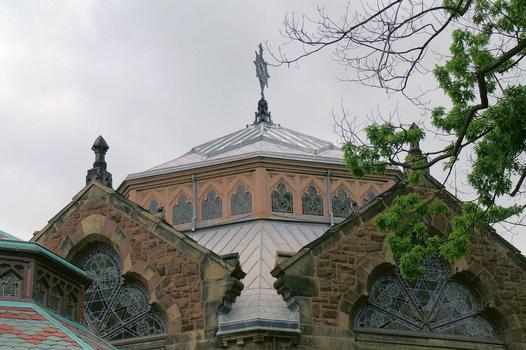 Chancellor Green, Princeton University, Princeton, New Jersey