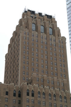 Barclay-Vesey Building, New York