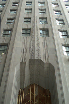 Bank of Building, New York