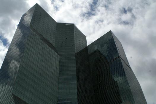 1 & 2 United Nations Plaza, New York