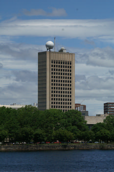 MIT - Green Building, Cambridge