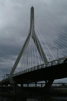 Leonard P. Zakim Bunker Hill Bridge, Boston