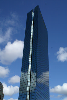 John Hancock Tower, Boston