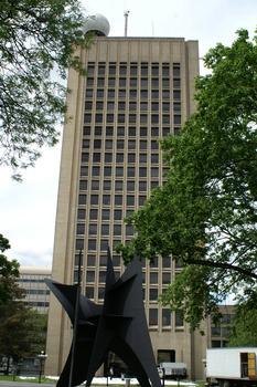 MIT - Green Building, Cambridge, Massachusetts