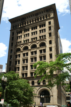 Ames Building, Boston, Massachusetts