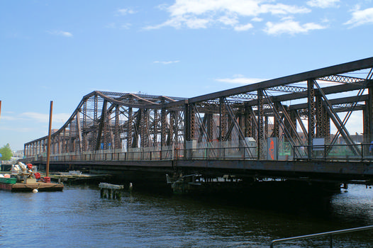 Northern Avenue Bridge, Boston, Massachusetts