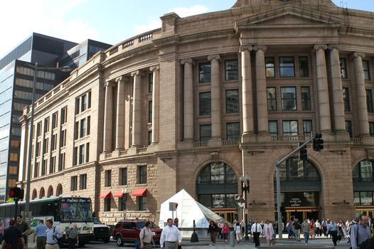South Station, Boston, Massachusetts