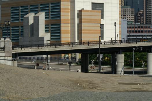 World Trade Center Avenue Bridge, Boston, Massachusetts