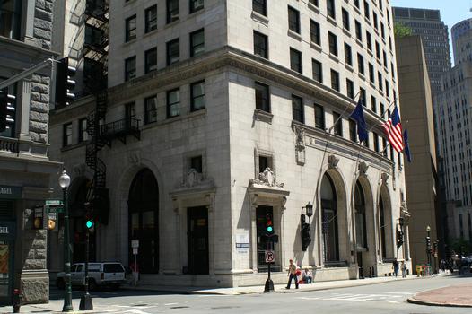 Boston Stock Exchange, Boston, Massachusetts