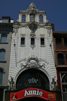 Opera House, Boston, Massachusetts