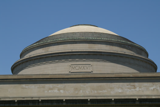 MIT - Great Dome, Cambridge, Massachusetts