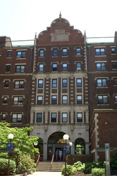 MIT - Ashdown House (W1), Cambridge, Massachusetts