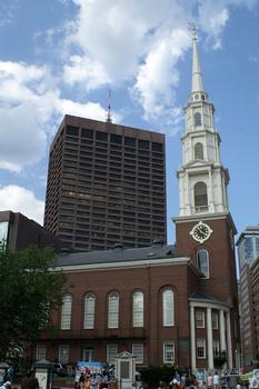 Park Street Church, Boston, Massachusetts
