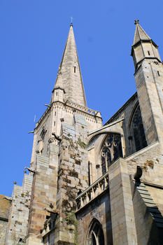 Cathédrale Saint-Vincent, Saint-Malo