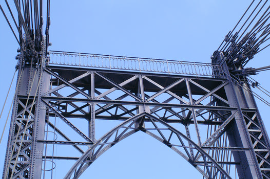 Lézardrieux Bridge across the Trieux