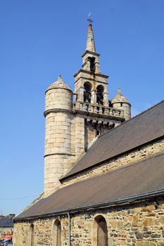 Eglise Saint-Jean-Baptiste, Lézardrieux