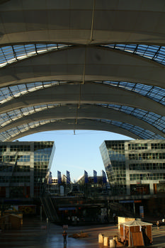 Aéroport de MunichMünchen Airport Center (MAC)