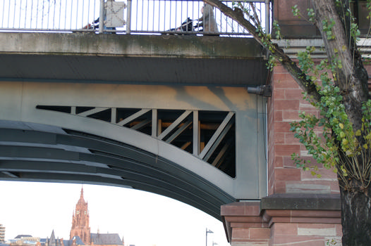 Untermainbrücke, Frankfurt am Main