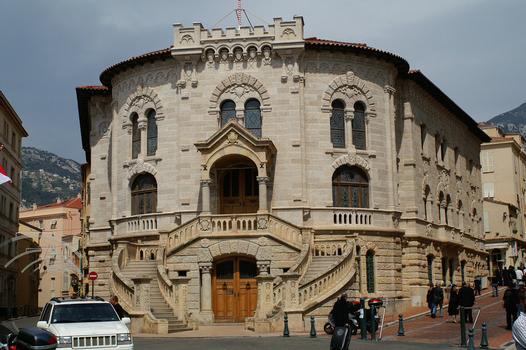Palais de justice, Monaco