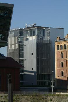 Medienhafen, Düsseldorf – Maki-Solitaire