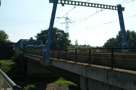 Brücke Nr. 319 über den Rhein-Herne-Kanal in Oberhausen