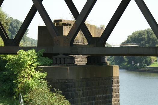 Brücke Nr. 319a über den Rhein-Herne-Kanal in Oberhausen