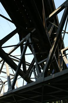 Bridge No. 319b crossing the Rhine-Herne Canal at Oberhausen