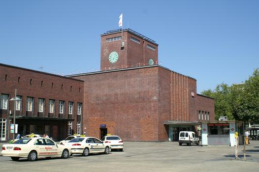 Oberhausen Central Station