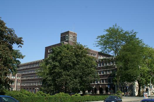 Hôtel de ville à Oberhause