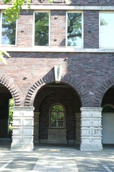 Hôtel de ville à Oberhausen