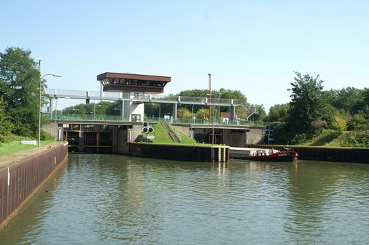 Oberhausen Lock