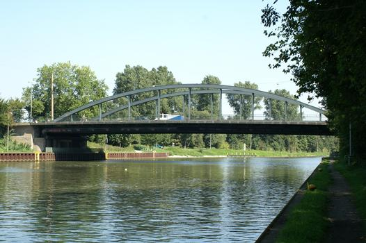 Bridge No. 314 across the Rhine-Herne Canal at Oberhausen