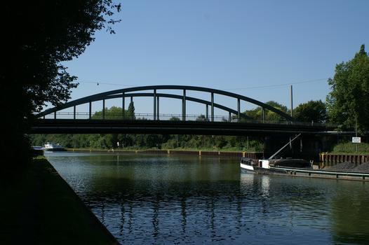Brücke Nr. 314 über den Rhein-Herne-Kanal zwischen Oberhausen