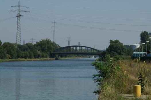 Brücke Nr. 315 über den Rhein-Herne-Kanal zwischen Oberhausen