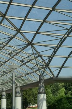 Westfalenhallen Station, Dortmund