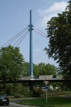 Westfalenpark Footbridge, Dortmund
