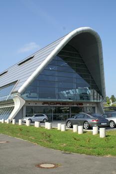 Porsche-Zentrum Dortmund, Holzwickede.