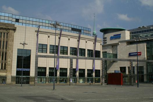 Karstadt, Hansaplatz, Dortmund