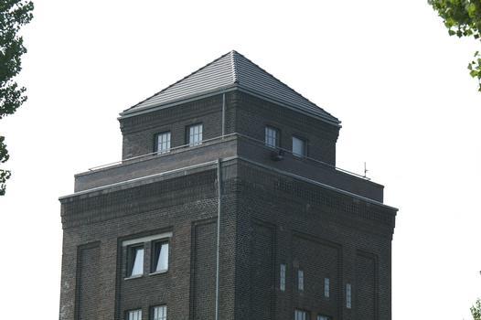 Ventilation shaft at Rote Fuhr, Dortmund