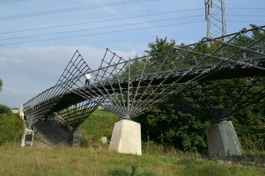 Mechtenbergbrücke Gelsenkirchen