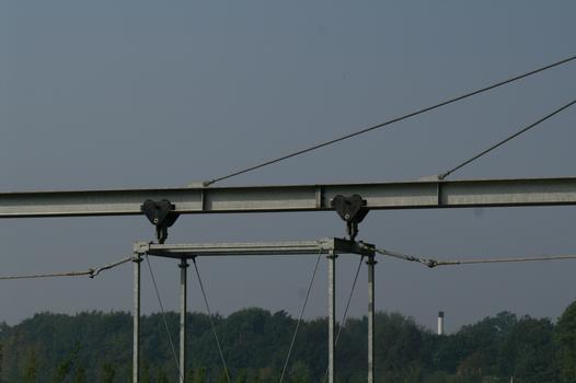 Erlebnisbrücke, MönchengladbachMiniature transporter bridge