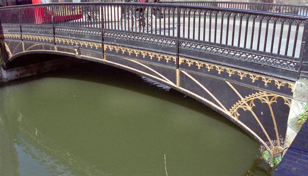 Magdalene Bridge (Cambridge, 1823)