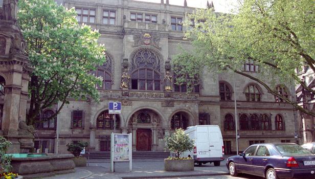 Hôtel de ville de Duisburg