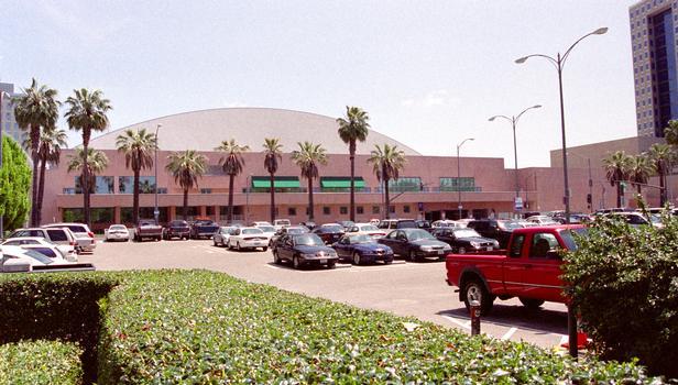 San Jose McEnery Convention Center, San Jose