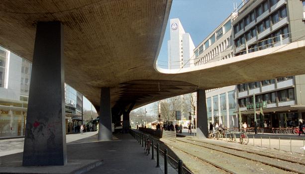 Vodafone-Verwaltungsgebäude, Düsseldorf