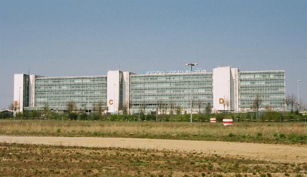 Düsseldorf International Airport DUS Air Cargo Center