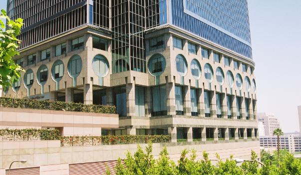 Two California Plaza (Los Angeles, 1992)