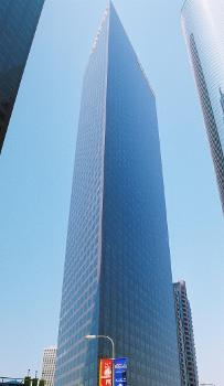 Wells Fargo Center, Los Angeles.