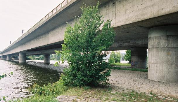 Pfaffensteiner Brücke, Regensburg